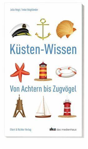 Broschiertes Buch »Küsten-Wissen«