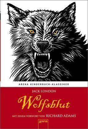 Gebundenes Buch »Wolfsblut«