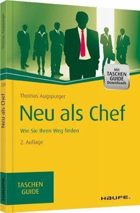 Broschiertes Buch »Neu als Chef«