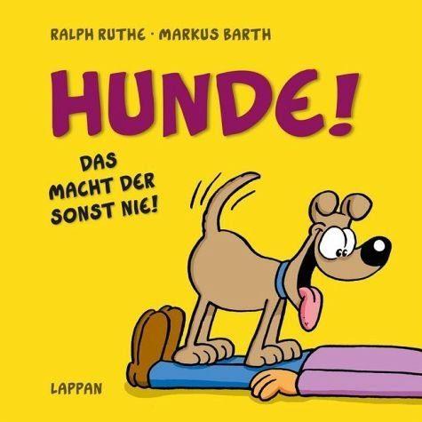 Gebundenes Buch »Hunde!«