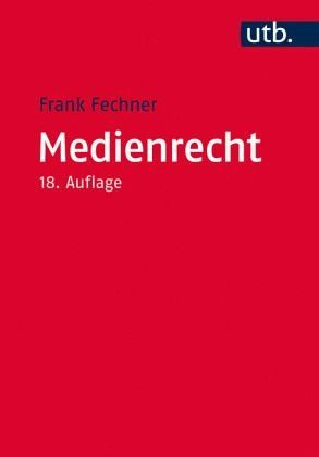 Broschiertes Buch »Medienrecht«