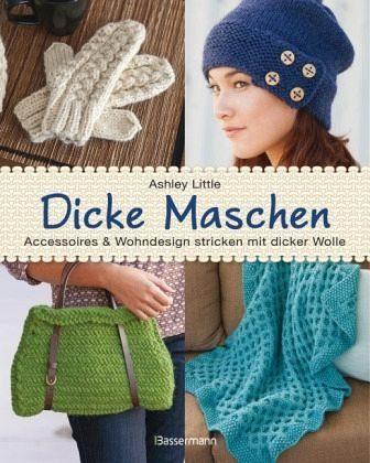 Broschiertes Buch »Dicke Maschen«