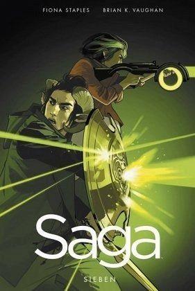 Gebundenes Buch »Saga / Saga Bd.7«
