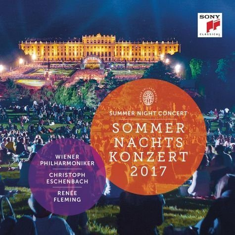 Audio CD »Christoph Eschenbach; Wiener Philharmoniker:...«
