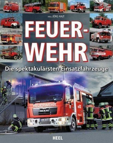 Gebundenes Buch »Feuerwehr«