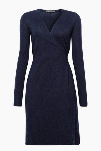 Collection Esprit Fine Robe Portefeuille En Cachemire