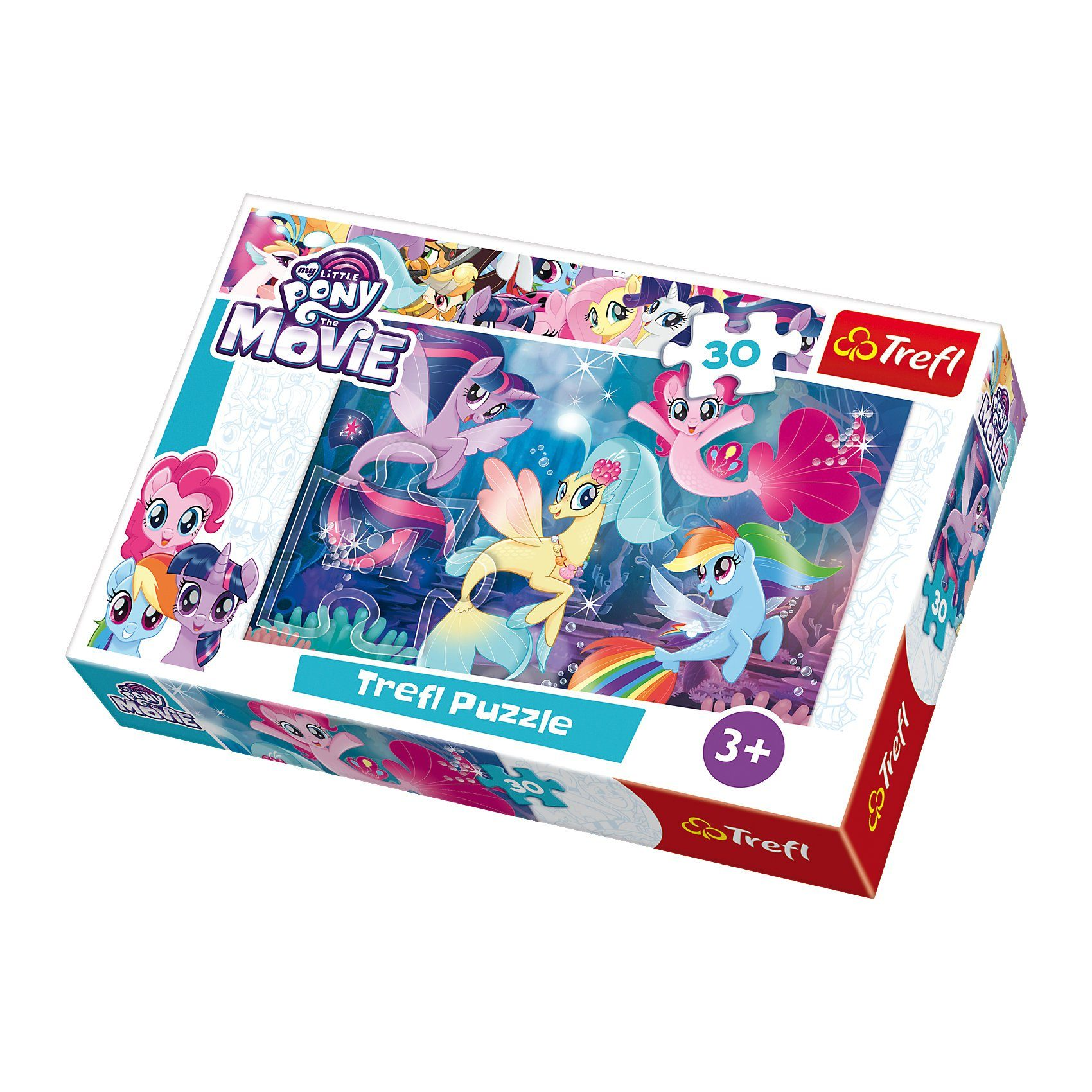 Trefl Puzzle 30 Teile - My little Pony