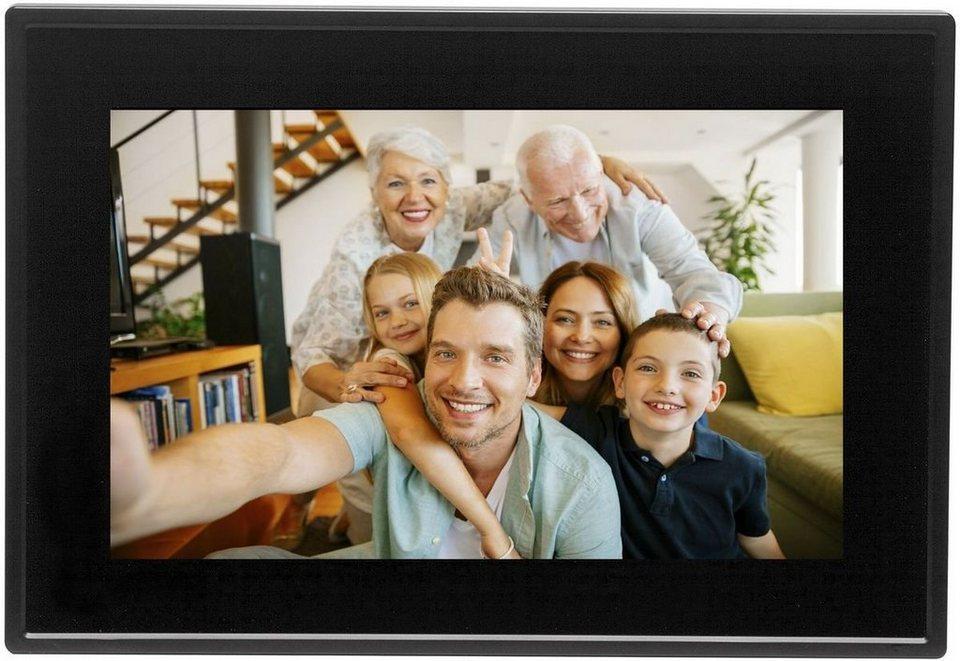 Denver Digitaler Bilderrahmen »PFF-1011 wi-fi Bilderrahmen 10 ...