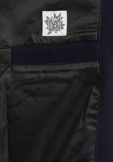khujo Kurzmantel NEVENKA, mit Reißverschluss und Druckknopfleiste