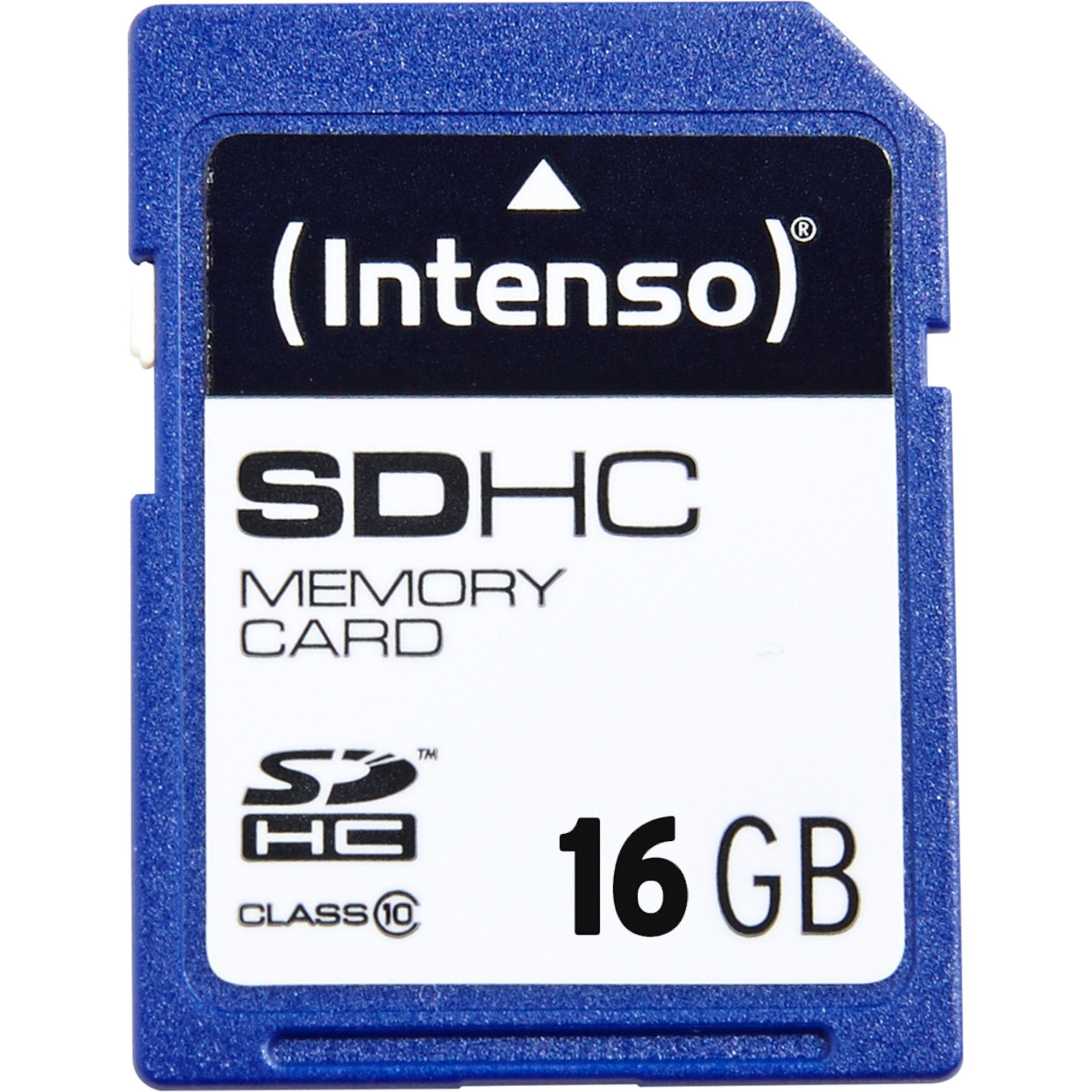 Intenso Speicherkarte »Secure Digital SDHC Card 16 GB, Class 10«
