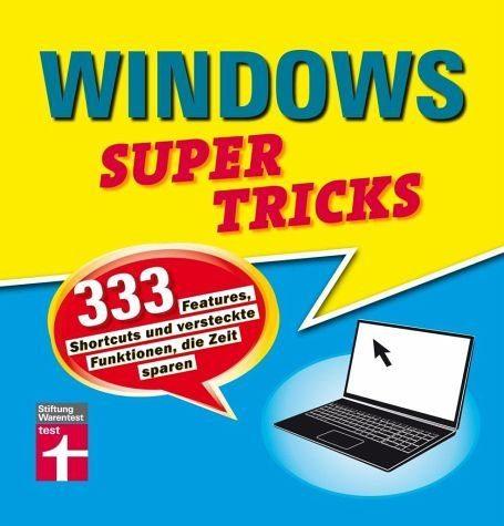 Broschiertes Buch »Windows Supertricks«