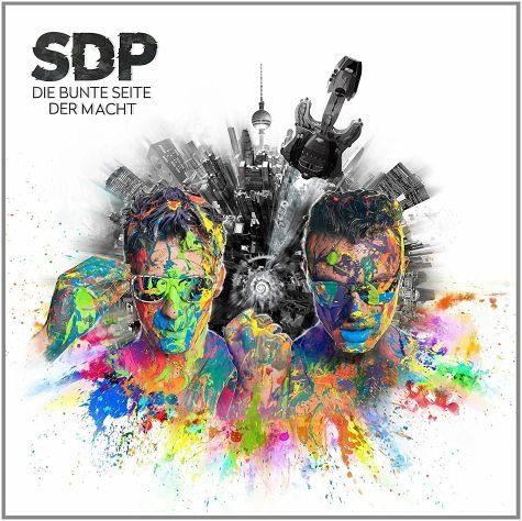 Audio CD »Sdp: Die Bunte Seite Der Macht«