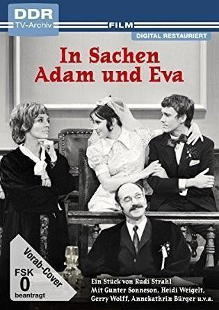 DVD »In Sachen Adam und Eva«