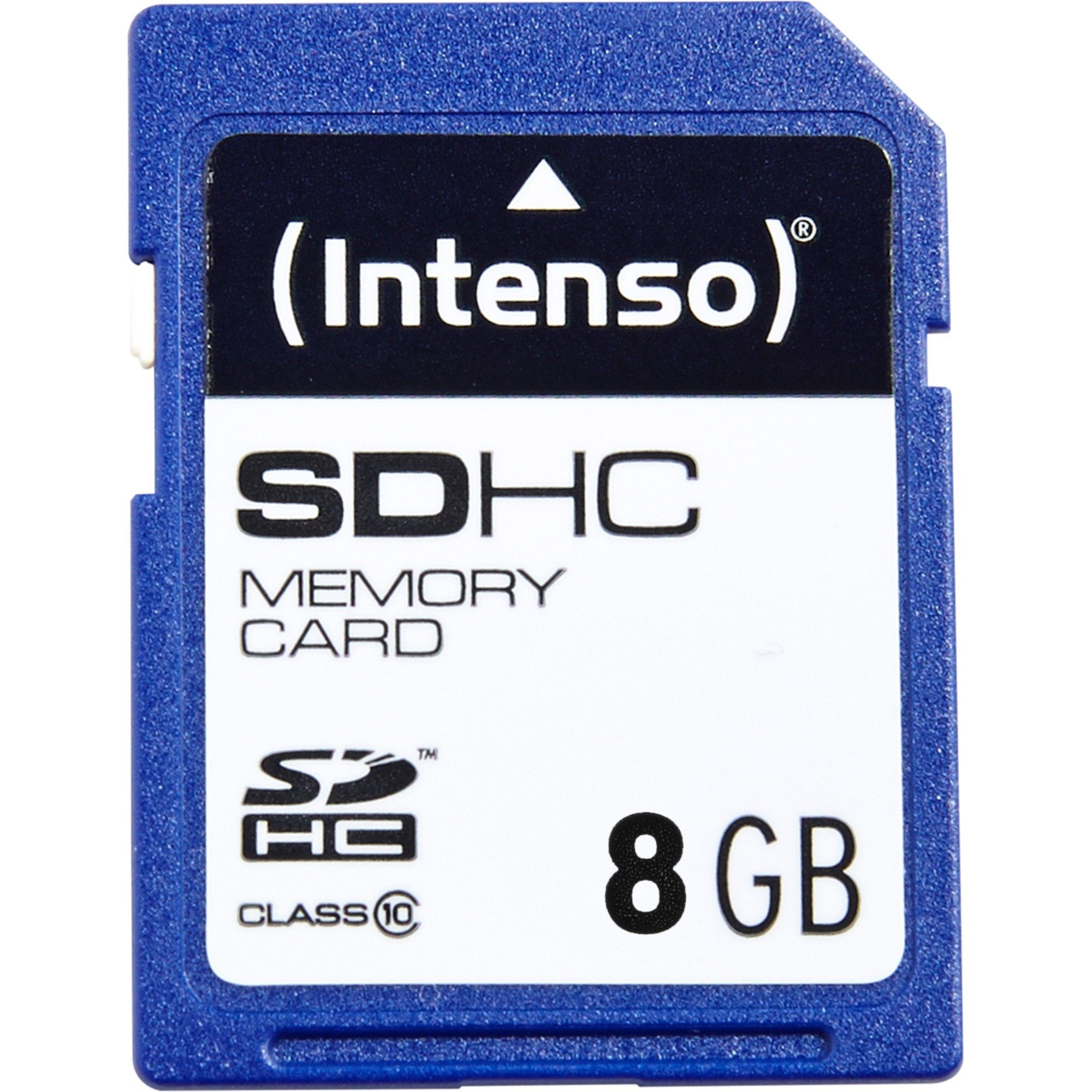 Intenso Speicherkarte »Secure Digital SDHC Card 8 GB«