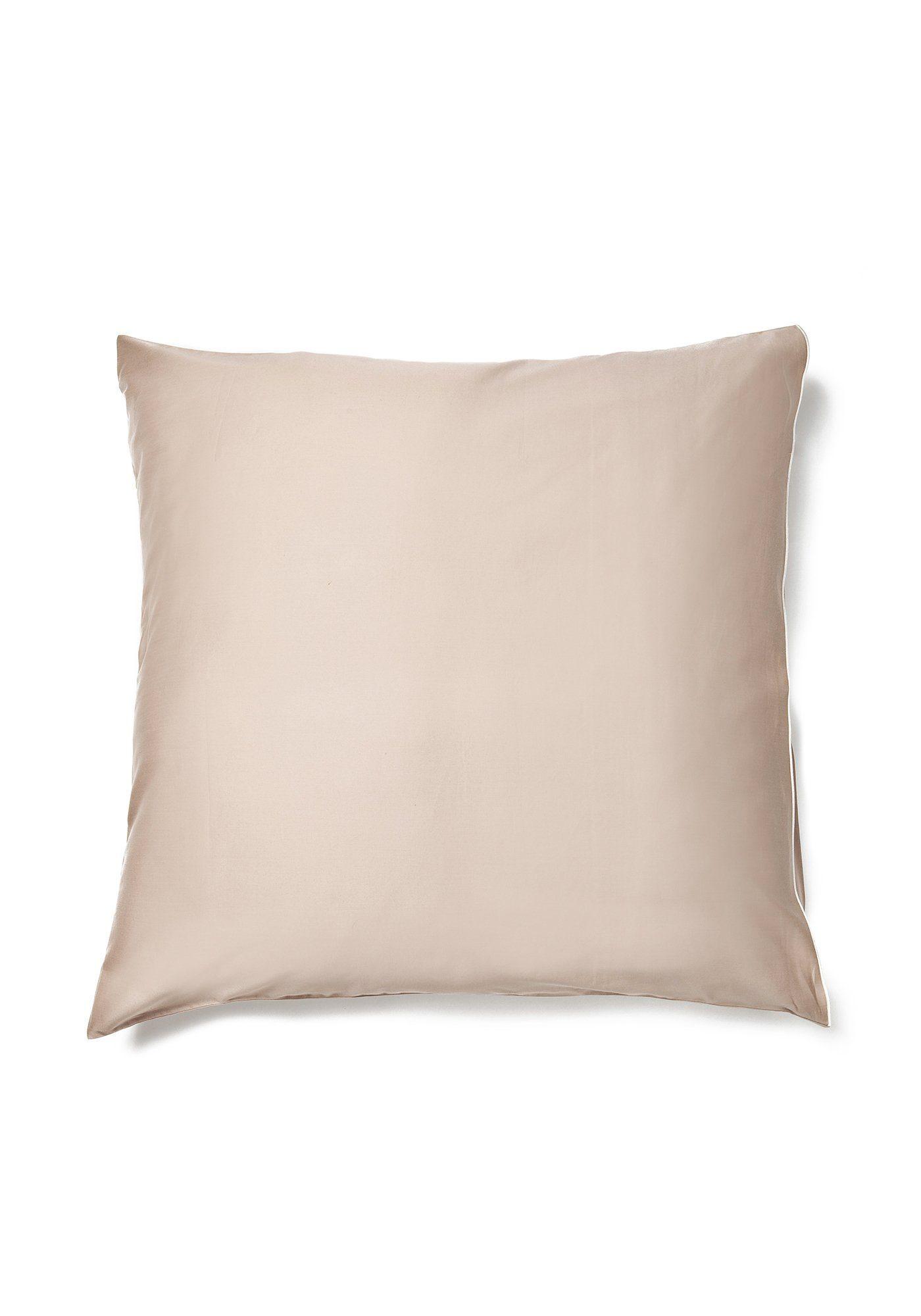 Kissenhüllen »in schlichtem Design«, Casa di Bassi, ÖkoTex 100 Standard 100