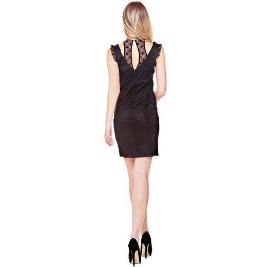 Guess Dress Strapless Lace