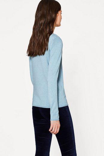 ESPRIT COLLECTION Basic Feinstrick-Sweater