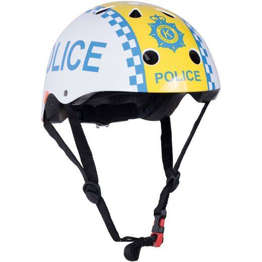 Kiddimoto Fahrradhelm Polizei