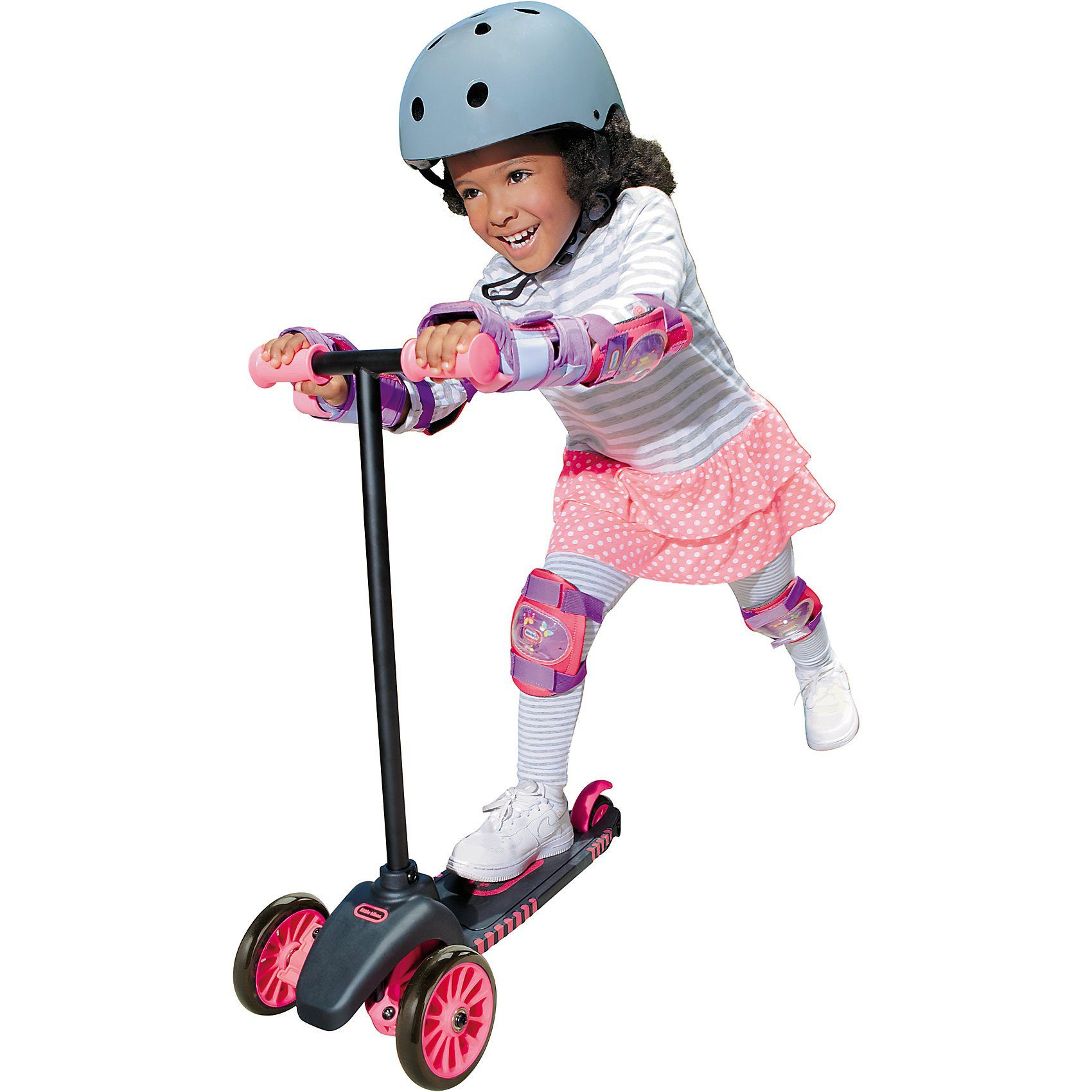 Little Tikes® Roller Lean To Turn, pink