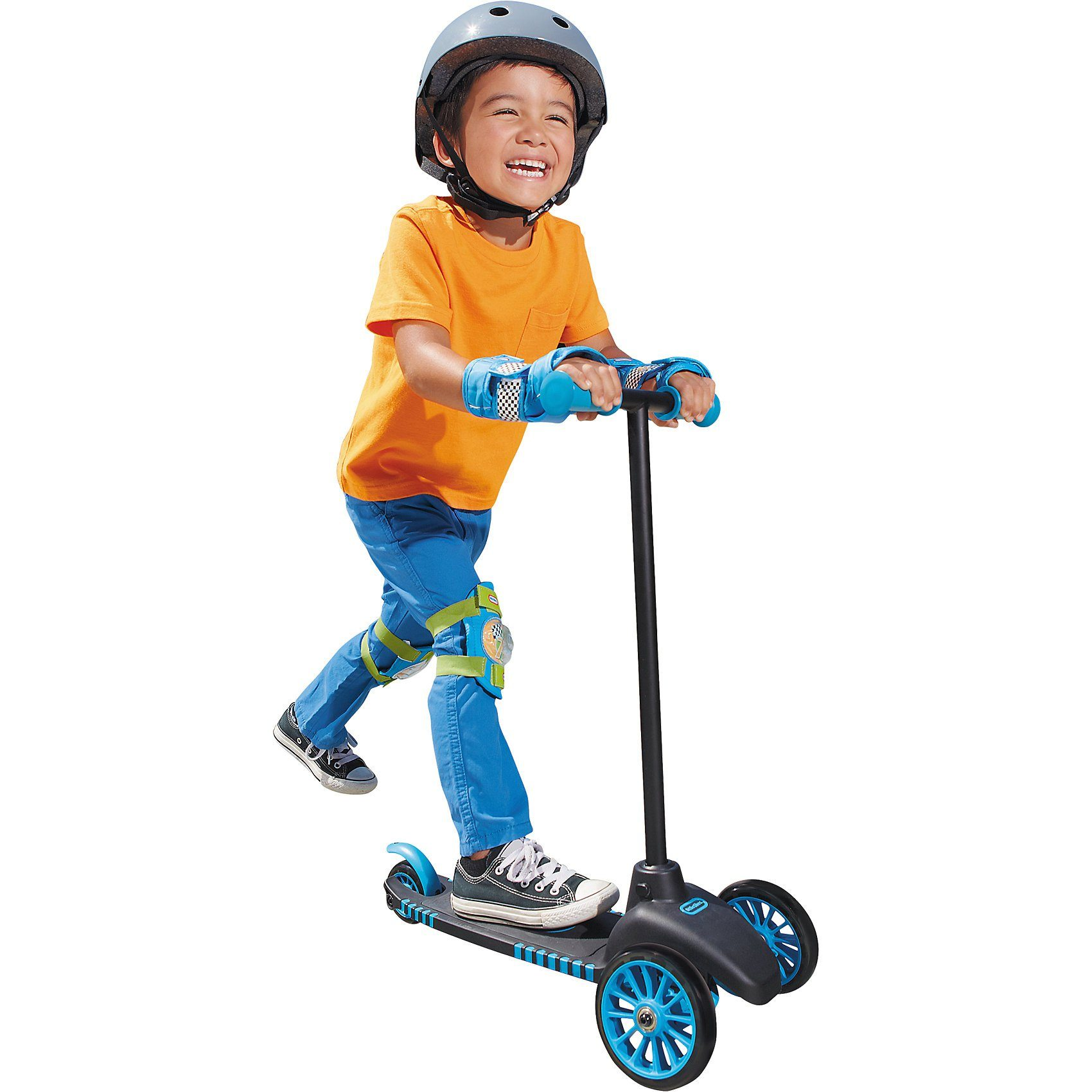 Little Tikes® Roller Lean To Turn, blau