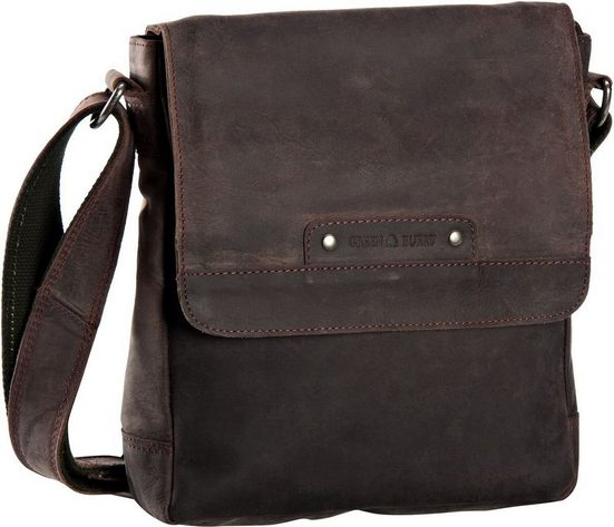Greenburry Shoulder Bag Vintage Revival Messenger