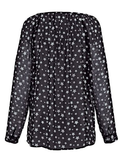 Amy Vermont Blouse From Chiffon
