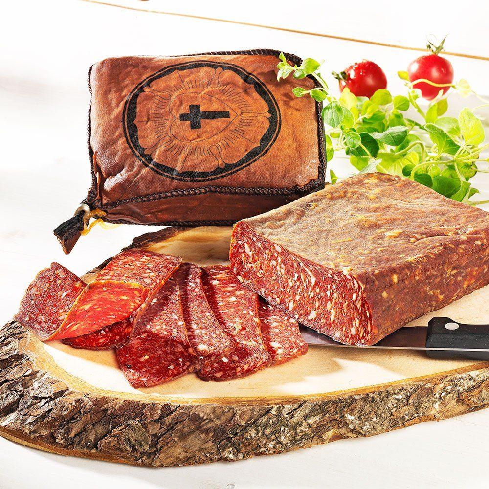 Naturfleisch GmbH Luther-Salami, im Stück