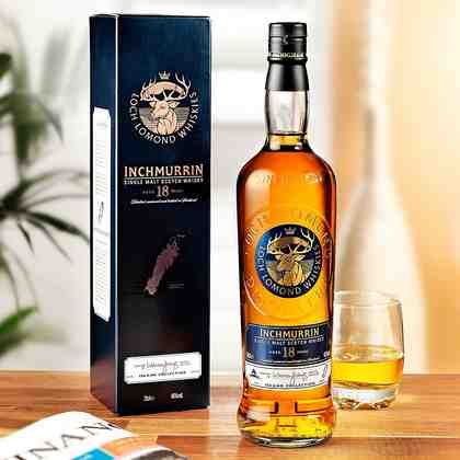 Loch Lomond Distillery Co. Ltd Inchmurrin 18 Jahre