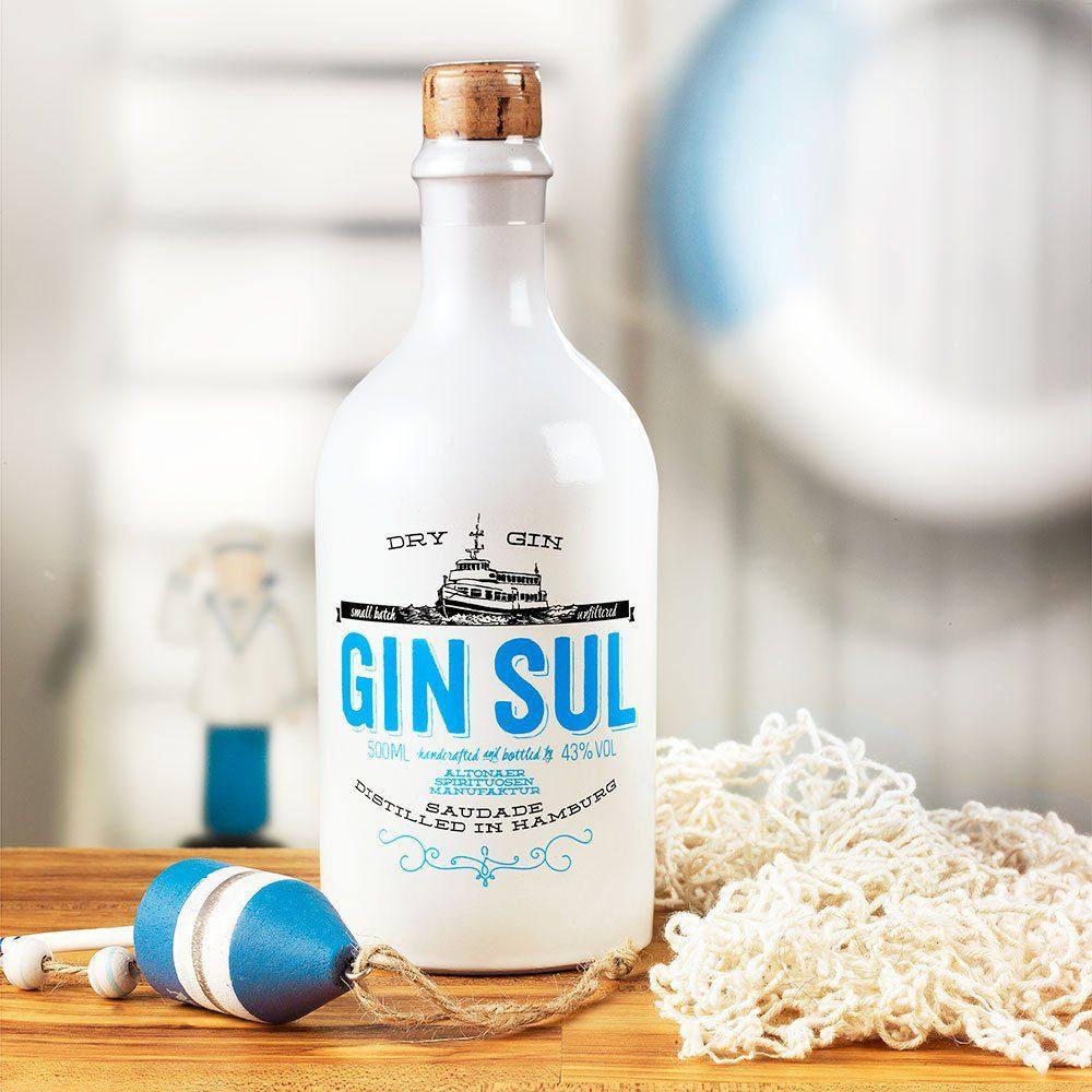 Altonaer Spirituosen Manufaktur Gin Sul - Hamburger Gin