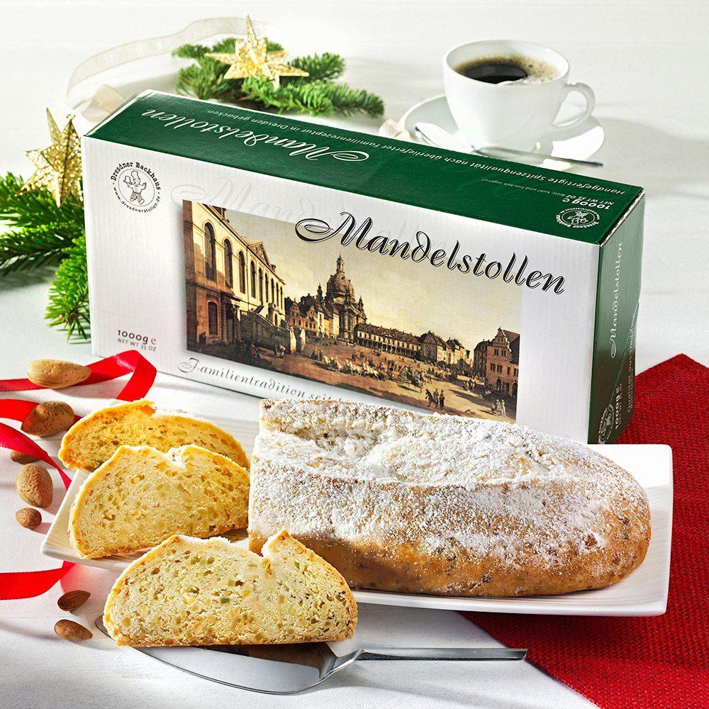 Dresdner Backhaus Dresdner Backhaus Mandelstollen