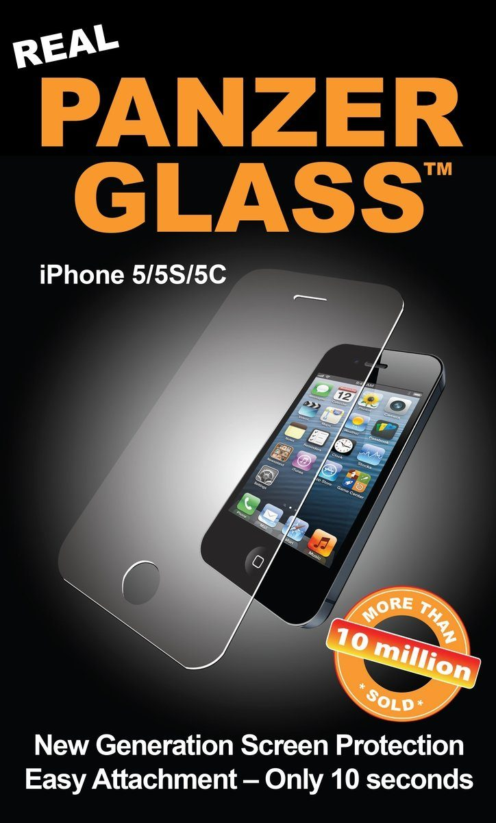 Panzerglass Folie »PanzerGlass Apple iPhone 5/5S/5C/SE«