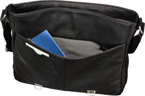 CAMP DAVID Notebooktasche / Tablet University Peak 50371 Umhängetasche