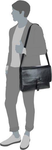 Strellson Notebooktasche / Tablet Scott Messenger MH