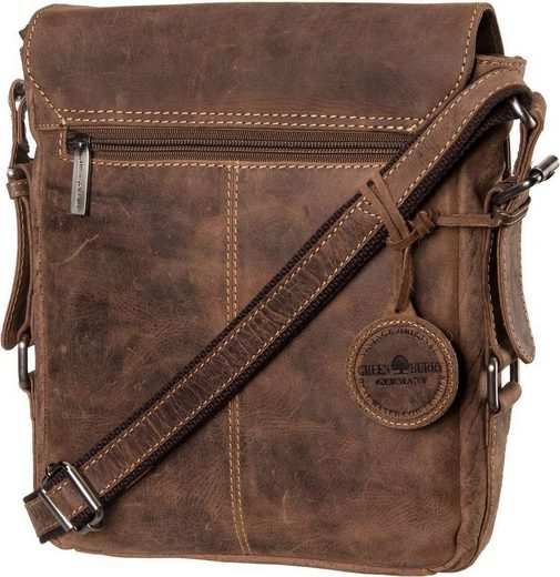 Greenburry Umhängetasche Vintage Revival Messenger 1912