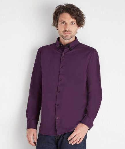 Joe Browns Hemd Joe Browns Men's Smart Purple Shirt