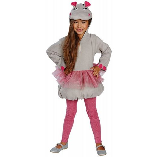Hippo Ballerina Kinderkostüm