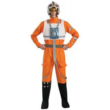 Star Wars X-Wing Fighter Pilot Herrenkostüm