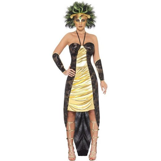 Medusa Antike Halloween Kostüm Deluxe