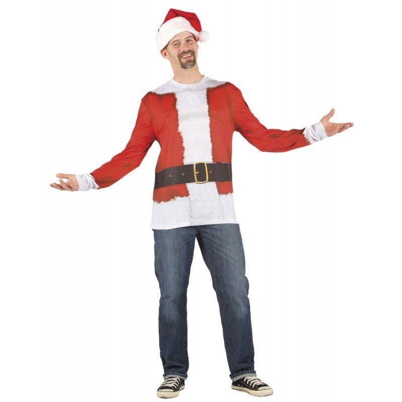 Herren Weihnachts-Shirt Deluxe