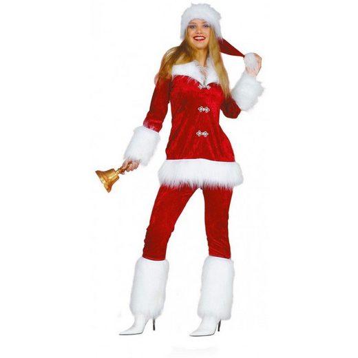 Weihnachtsfrau Dreamgirl Kostüm