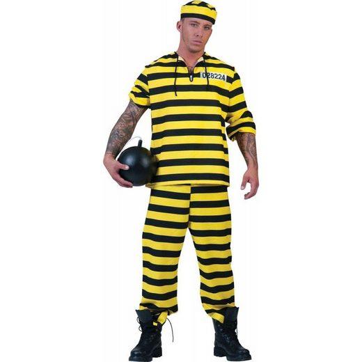 Prisoner Manson Knacki Kostüm für Herren