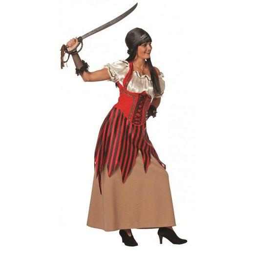 Anamaria Piratenbraut Kleid
