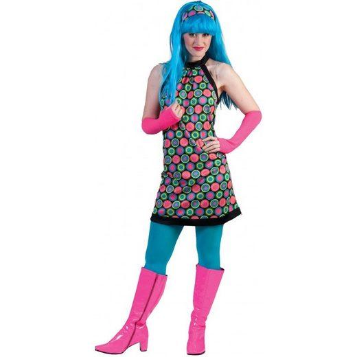 Nicky Retro Pop Disco Kostüm