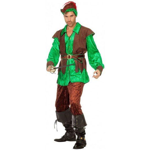 Robin von Sherwood Mittelalter Herrenkostüm