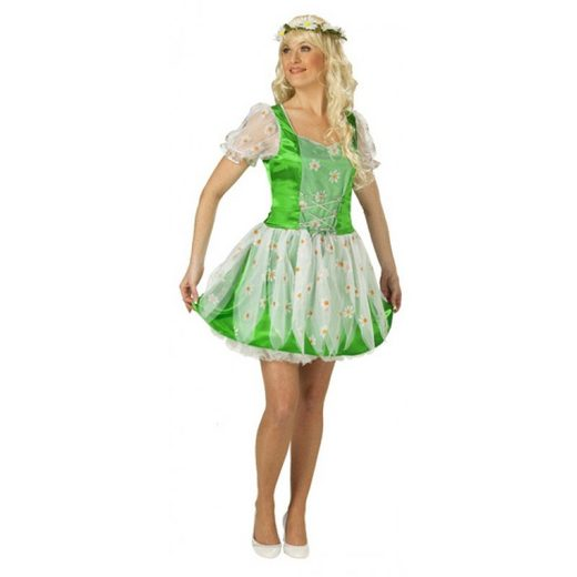 Gänseblümchen Kostüm für Damen
