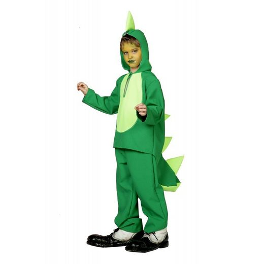Kleiner grüner Drache Kinderkostüm