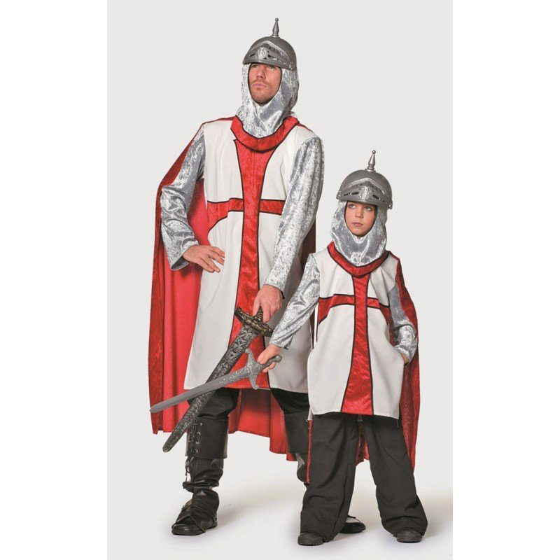 Kreuzritter Angus Kostüm für Kinder
