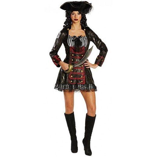Sexy Piratenkostüm Miwa für Damen