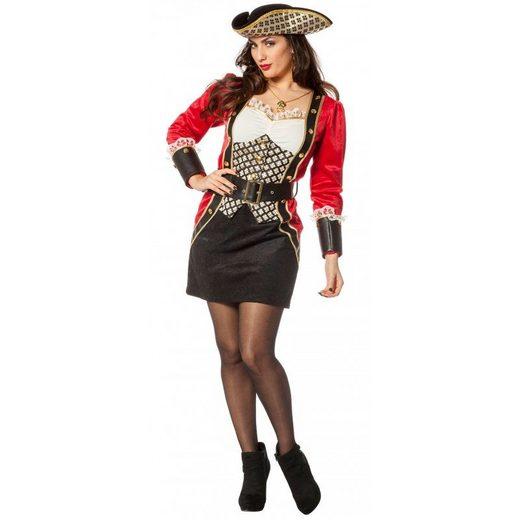 Piraten Lady Loredana Damenkostüm