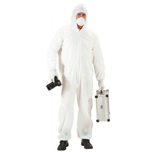 CSI Spurensicherer Kostüm für Herren